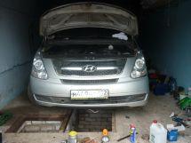 Hyundai Grand Starex, 2009