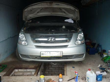 Hyundai Grand Starex 2009 - отзыв владельца