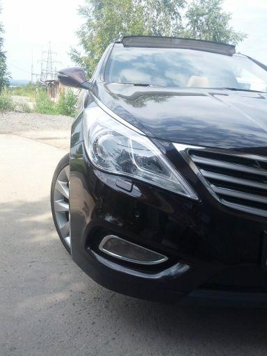 Hyundai Grandeur, 2013