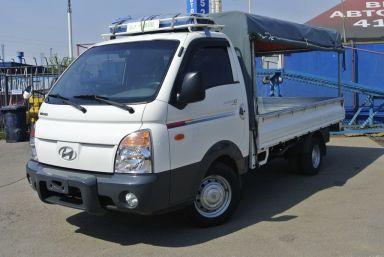 Hyundai Porter 2011 отзыв автора | Дата публикации 30.10.2015.