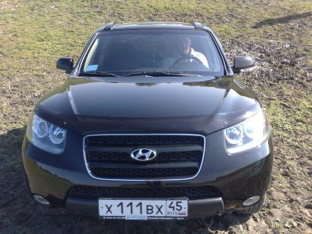 Hyundai Santa Fe 2008 - отзыв владельца