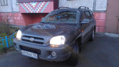 Hyundai Santa Fe Classic, 2008