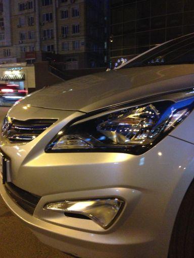 Hyundai Solaris 2015 отзыв автора | Дата публикации 21.05.2015.