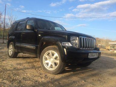 Jeep Cherokee 2008 отзыв автора | Дата публикации 05.08.2015.