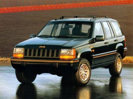 Jeep Grand Cherokee 1993 - отзыв владельца
