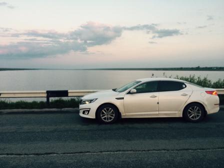 Kia Optima 2014 - отзыв владельца