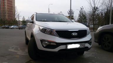 Kia Sportage, 2014