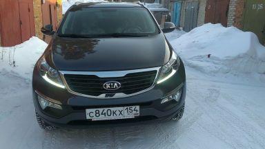 Kia Sportage 2013 отзыв автора | Дата публикации 06.11.2015.
