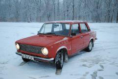 Лада 2101, 1984