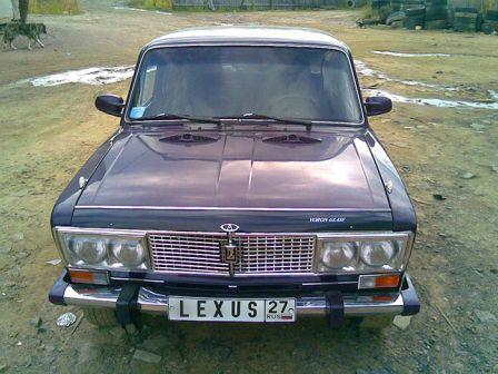 Лада 2106 2003 - отзыв владельца