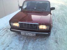 Лада 2107, 1993