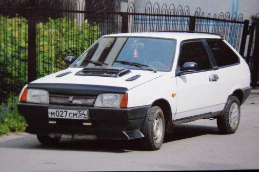 Лада 2108 1985 - отзыв владельца