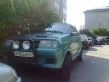Лада 2109, 2001