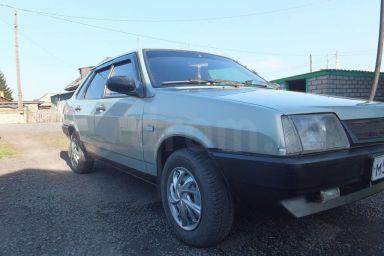 Лада 21099, 2002