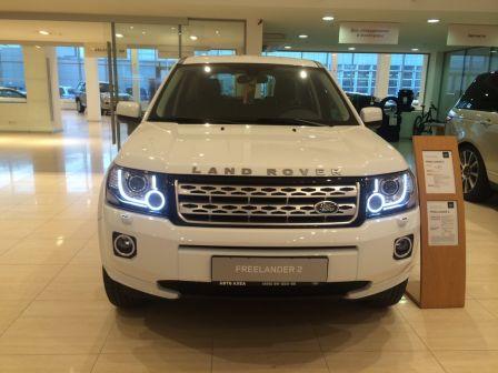 Land Rover Freelander 2014 - отзыв владельца
