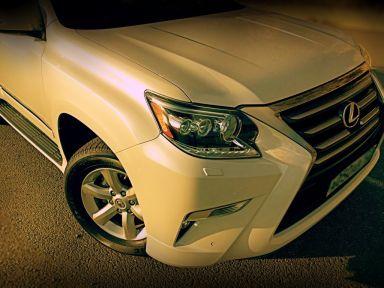 Lexus GX460 2014 отзыв автора | Дата публикации 03.08.2015.