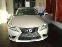Lexus IS250, 2014