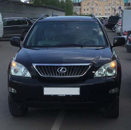 Lexus RX350 2006 - отзыв владельца