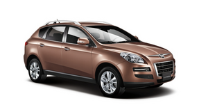 Luxgen 7 SUV 2014 отзыв владельца
