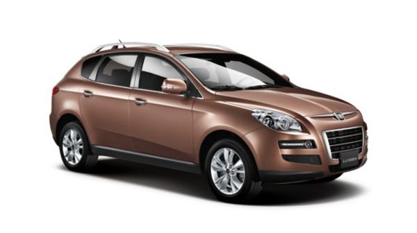Luxgen 7 SUV 2014 - отзыв владельца