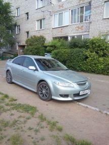Mazda Atenza, 2002