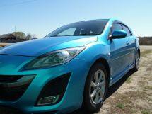 Mazda Axela, 2011