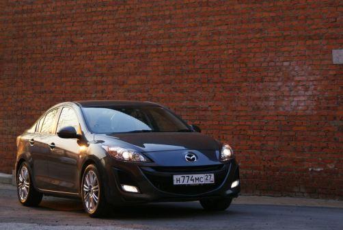 Mazda Axela 2011 - отзыв владельца