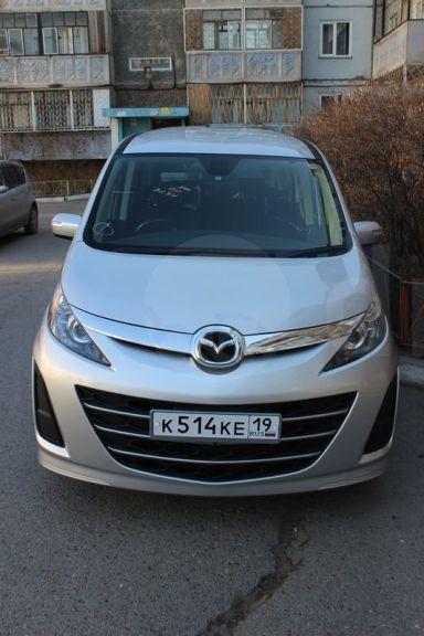 Mazda Biante 2010 отзыв автора | Дата публикации 21.05.2015.