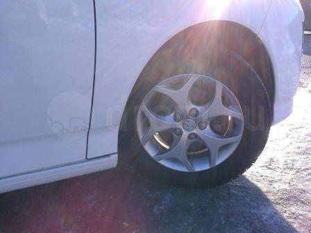 Mazda Biante 2008 - отзыв владельца