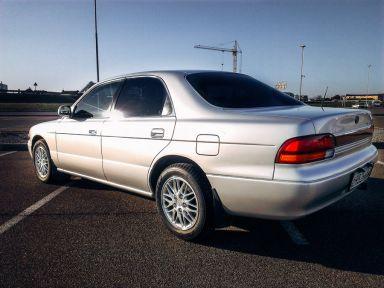 Mazda Capella 1997 отзыв автора | Дата публикации 29.04.2014.