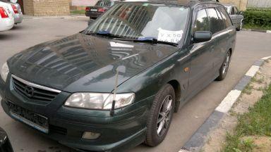 Mazda Capella 2000 отзыв автора | Дата публикации 19.06.2015.
