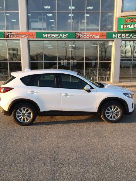 Mazda CX-5 2012 - отзыв владельца
