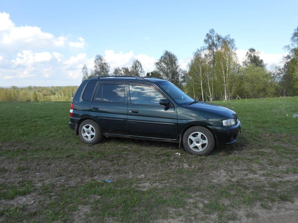 помпа на mazda demio 2001 двигатель b3 владивосток
