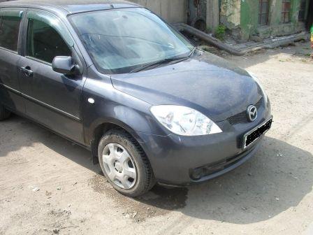 Mazda Demio 2006 - отзыв владельца