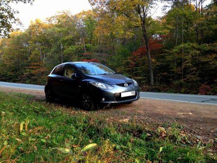Mazda Demio 2009 - отзыв владельца