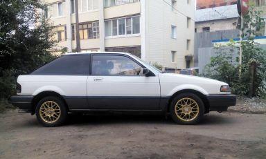Mazda Etude 1987 отзыв автора | Дата публикации 21.09.2015.