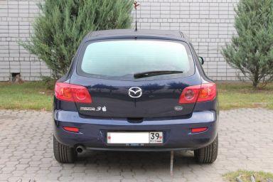 Mazda Mazda3, 2003