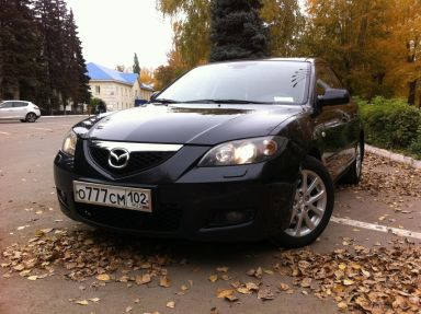 Mazda Mazda3 2008 отзыв автора | Дата публикации 18.10.2015.