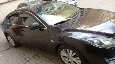 Mazda Mazda6 2008 отзыв автора   Дата публикации 27.10.2015.