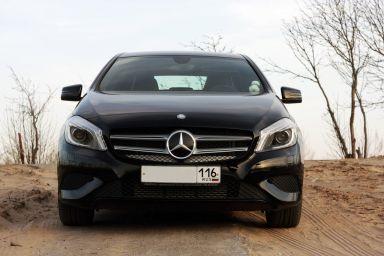 Mercedes-Benz A-Class, 2015