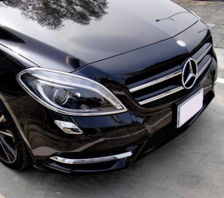 Mercedes-Benz B-Class 2013 - отзыв владельца