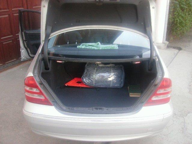Багажник (и непромокаемый чехол)