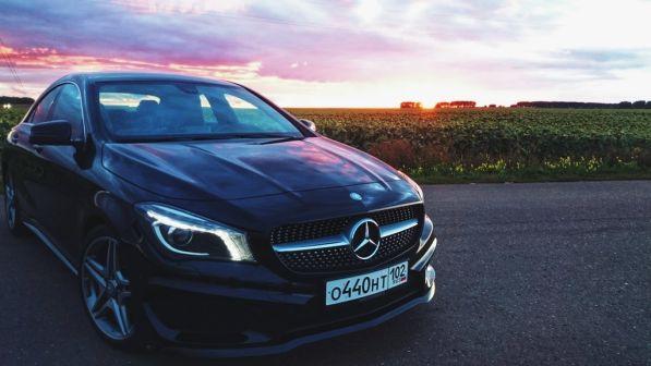 Mercedes-Benz CLA-Class 2013 - отзыв владельца