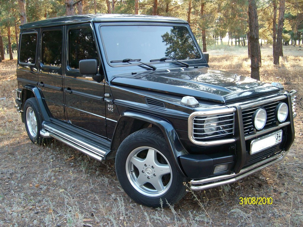 G 1998 3 2 for Mercedes benz g500 review