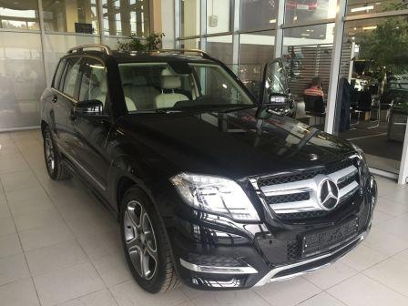 Mercedes-Benz GLK-Class  - отзыв владельца