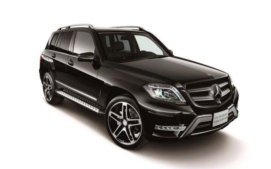 Mercedes-Benz GLK-Class 2014 - отзыв владельца