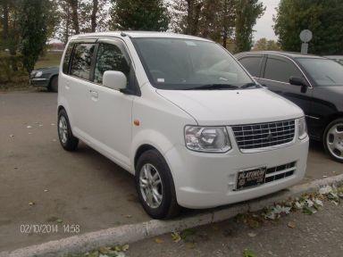 Mitsubishi eK-Wagon 2010 отзыв автора | Дата публикации 23.10.2015.