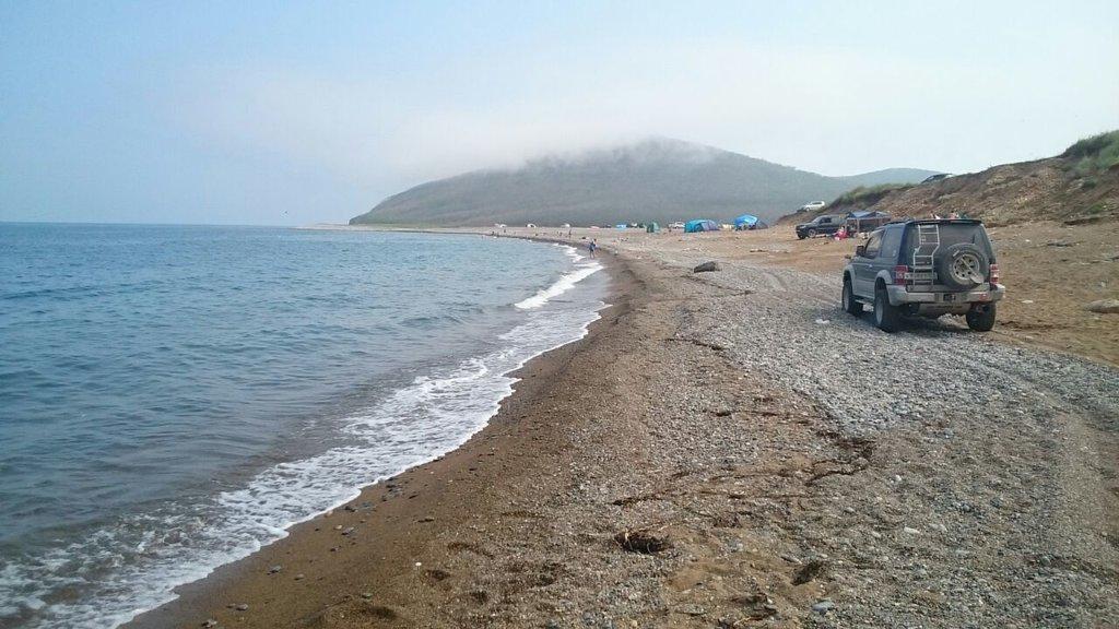 Духово, по пляжу на ура.
