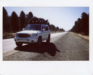 Mitsubishi Pajero iO, 2001