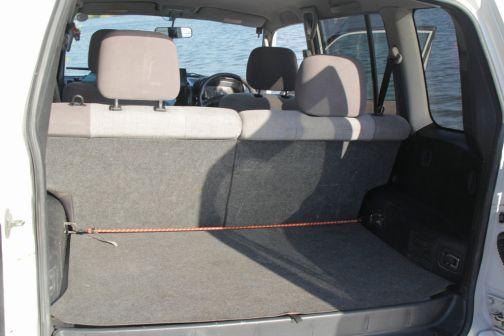 Mitsubishi Pajero iO 2003 - отзыв владельца